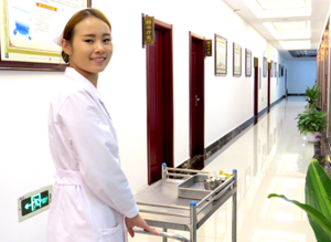2017国际护士节肤康中国 20连城最美护士评选大赛